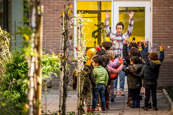 Rosa Boekdrukker School - AWBR